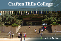 Crafton Hills College - Learn More
