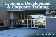 Economic Development and Corporate Training - Learn More