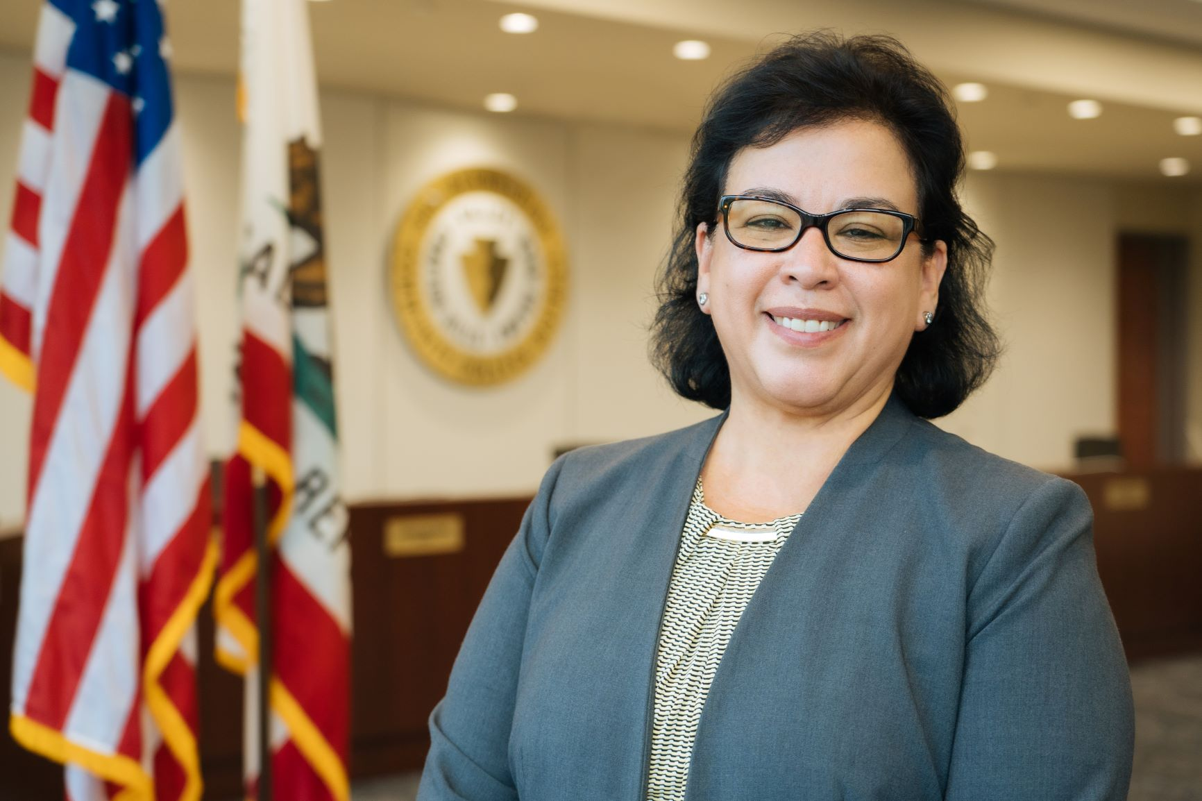 SBCCD Chancellor-Designate Diana Z. Rodriguez
