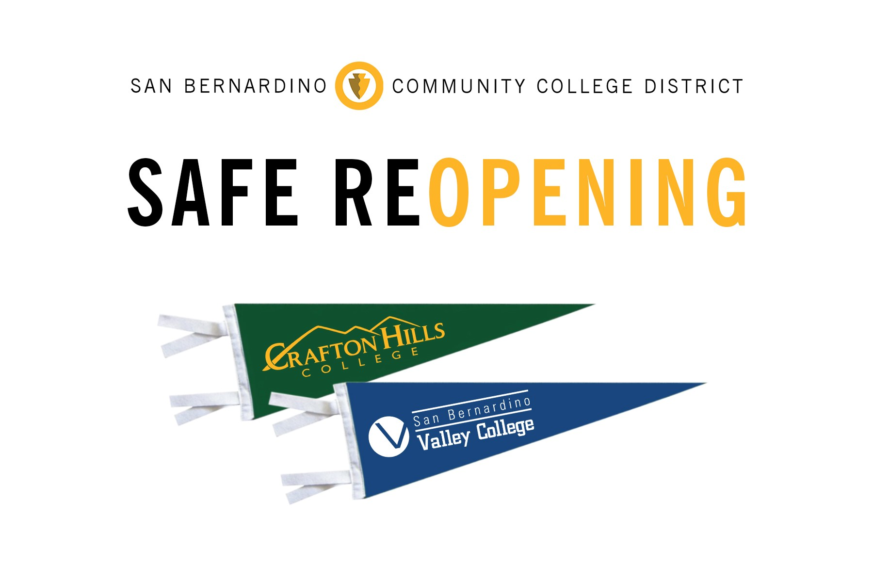 SBCCD Safe Reopening
