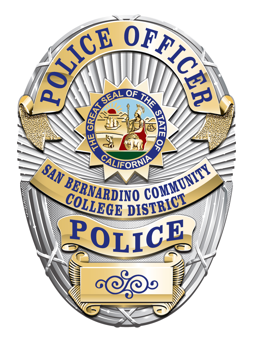 Revised Police Badge