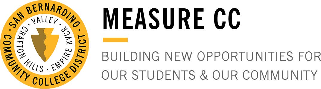 Measure CC. Building new opportiunties for our students and our community